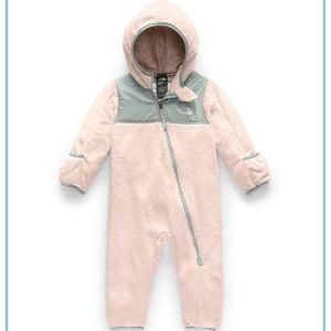 The North Face infant one piece 6-12months